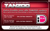 Tanzoo iDeal extra credits