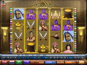 Aladdin gokkast