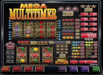 Mega Multitimer