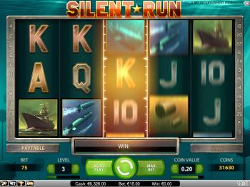 Silent Run Slot - Spela Silent Run Gratis Online