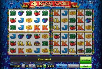4 King Cash