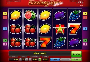 Sizzling Hot Slotmachine