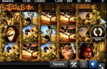 Safari Sam Mobile