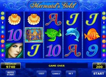Mermaids Gold Slot Machine Online ᐈ Amatic™ Casino Slots