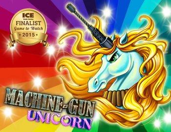 Gokkast Machine Gun Unicorn
