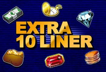 Extra 10 Liner slot