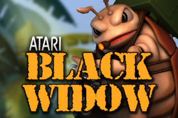 Atari Black Widow gokkast