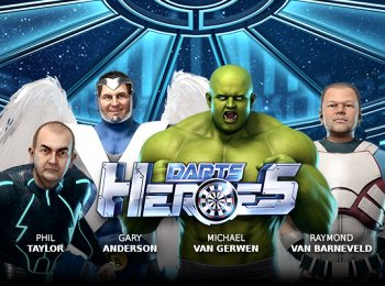 Darts Heroes Slots - Play Stake Logic Slot Machines for Free
