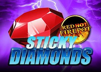 Sticky Diamonds Red Hot Firepot
