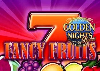 Fancy Fruits Golden Nights Bonus