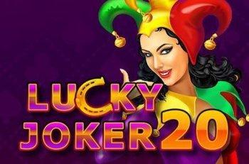 Lucky Joker 20