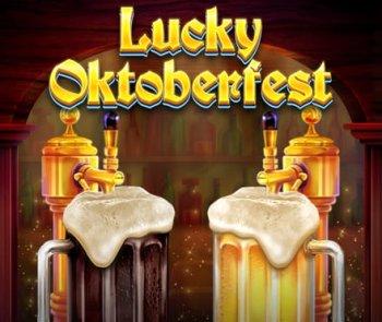 lucky oktoberfest