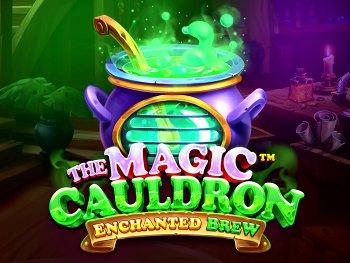 Magic Cauldron enchanted brew