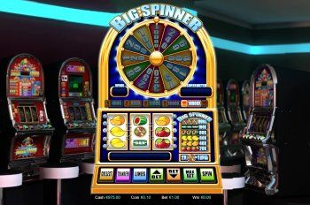 Spiele Big Spinner - Video Slots Online