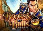 Books and Bulls Red Hot Firepot