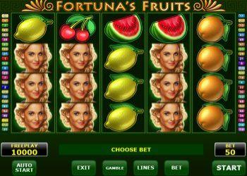 Fortunas Fruit