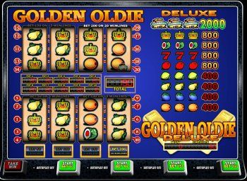Golden oldie deLuxe