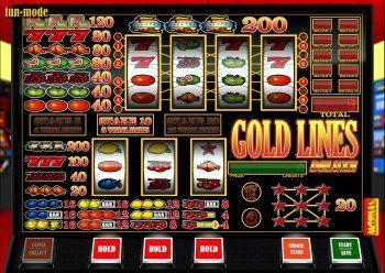 GoldLines gokkast