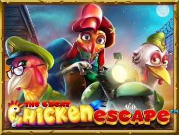 Great Chicken Escape