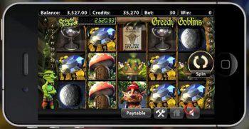 Greedy Goblins Mobile