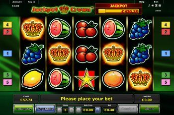 I want to play casino slots