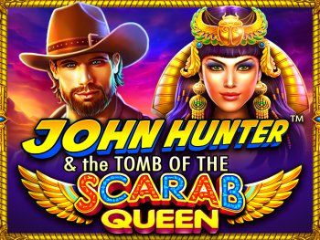 John Hunter and the Scarab Queen