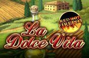 La Dolce Vita Red Hot Firepot