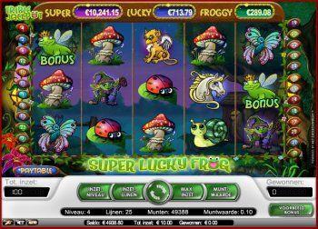 kikker casino gratis