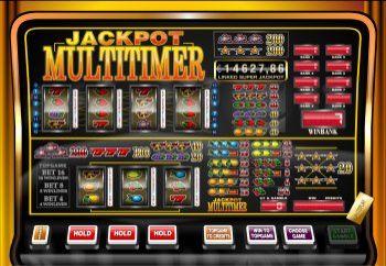 Multitimer Jackpot