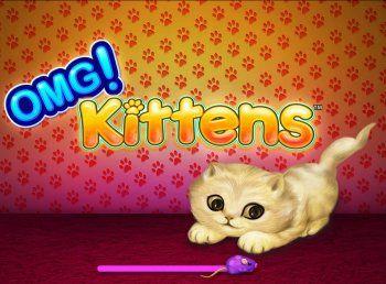 OMG KIttens slot - Spela Omg Kittens Gratis Online