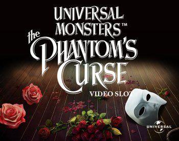 Afbeeldingsresultaat voor Universal Monsters: The Phantom's Curse gokkast