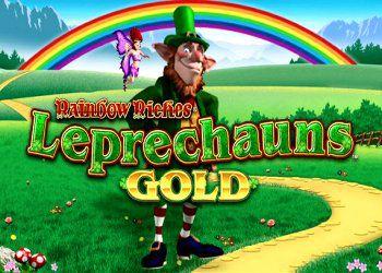 Rainbow Riches Leprechauns Gold
