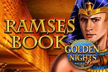 Ramses Books Golden Nights Bonus