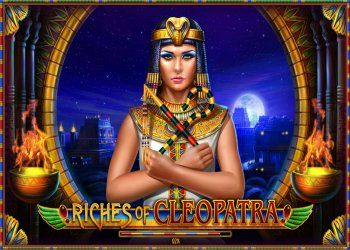 Cleopatras Riches Slot Machine Online ᐈ Leander Games™ Casino Slots