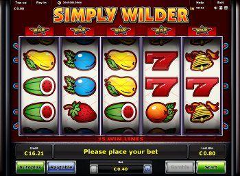 Simply Wilder