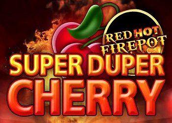 Super Duper Cherry Red Hot Firepot
