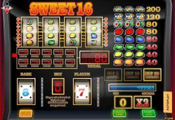 Sweet 16 gokkast
