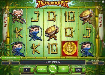 Thunderfist slots - spil Thunderfist slots gratis online.
