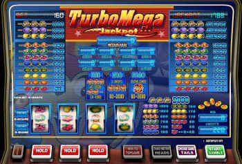 Turbo Mega Jackpot